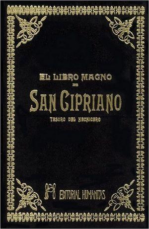 LIBRO MAGNO DE SAN CIPRIANO, EL. TESORO DEL HECHICERO / PD.