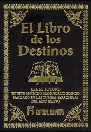 Libro de los destinos lea su futuro / pd.