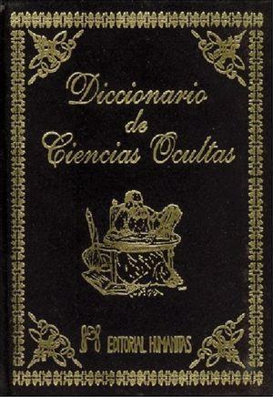 Diccionario de ciencias ocultas / pd.