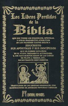 LIBROS PERDIDOS DE LA BIBLIA, LOS / PD.