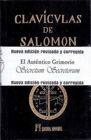 CLAVICULAS DE SALOMON / PD.