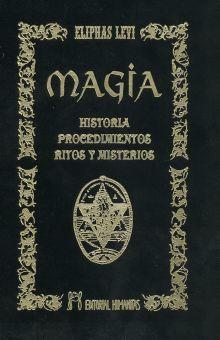MAGIA. HISTORIA PROCEDIMIENTOS RITOS Y MISTERIOS / PD.