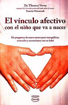 VINCULO AFECTIVO CON EL NIÑO QUE VA A NACER, EL
