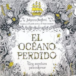 OCEANO PERDIDO, EL. UNA AVENTURA PARA COLOREAR