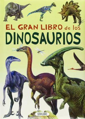 El gran libro de los dinosaurios / pd.