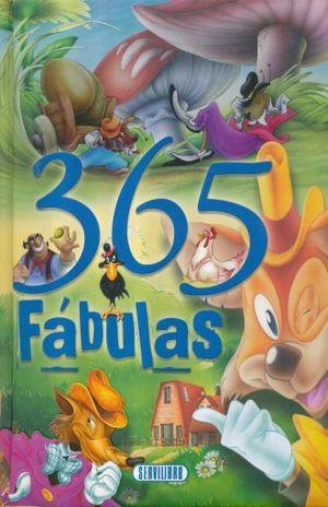 365 FABULAS / PD.