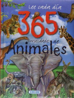 Lee cada día. 365 curiosidades de animales