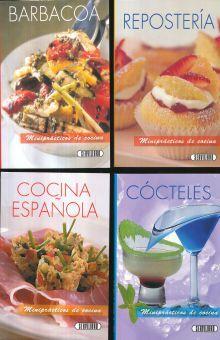 Miniprácticos de cocina / 48 piezas (venta individual)