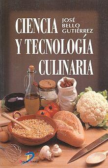CIENCIA Y TECNOLOGIA CULINARIA