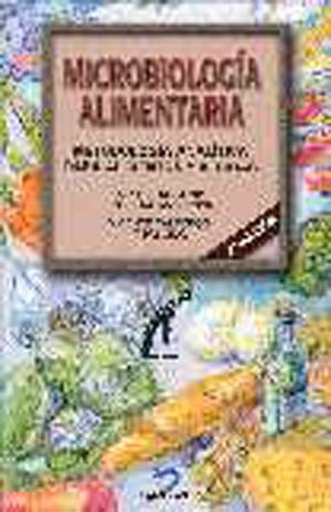 MICROBIOLOGIA ALIMENTARIA. METODOLOGIA ANALITICA PARA ALIMENTOS Y BEBIDAS / 2 ED.