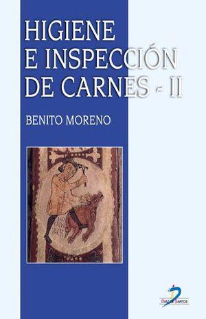 HIGIENE E INSPECCION DE CARNES / TOMO II / PD.