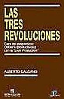 TRES REVOLUCIONES. CAZA DEL DESPERDICIO DOBLAR LA PRODUCCION CON LEAN PRODUCTION