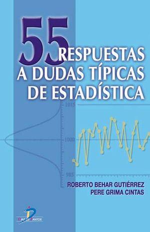 55 RESPUESTAS A DUDAS TIPICAS DE ESTADISTICA