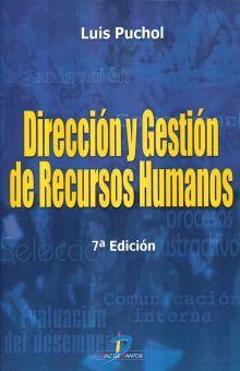 DIRECCION Y GESTION DE RECURSOS HUMANOS / 7 ED.