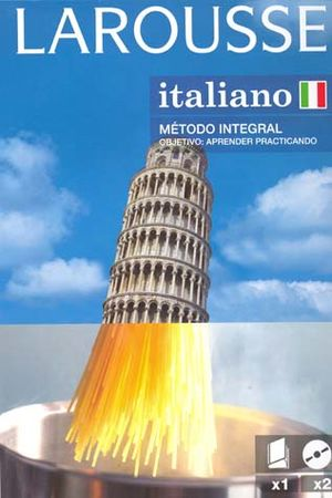 LAROUSSE ITALIANO.  METODO INTEGRAL (INCLUYE CD) (ESTUCHE)