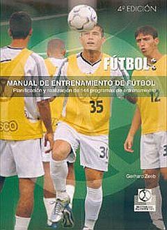 MANUAL DE ENTRENAMIENTO DE FUTBOL 144 PROGRAMAS