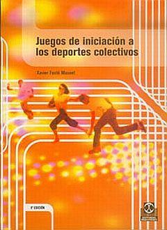 JUEGOS DE INICIACION A LOS DEPORTES COLECTIVOS