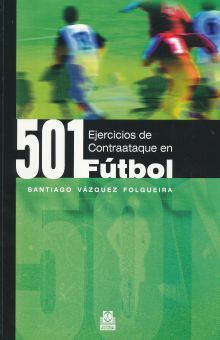 501 EJERCICIOS CONTRAATAQUE EN FUTBOL