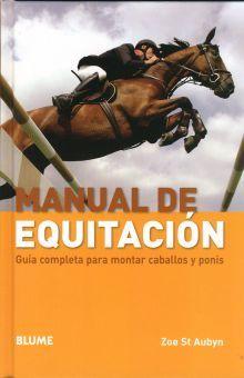 MANUAL DE EQUITACION / PD.