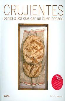 CRUJIENTES. PANES A LOS QUE DAR UN BUEN BOCADO (INCLUYE CD)