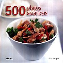 500 PLATOS ASIATICOS / PD.