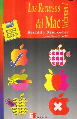 RECURSOS DEL MAC, LOS / VOL. I (INCLUYE DISQUETE)