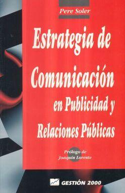 ESTRATEGIA DE COMUNICACION EN PUBLICIDAD