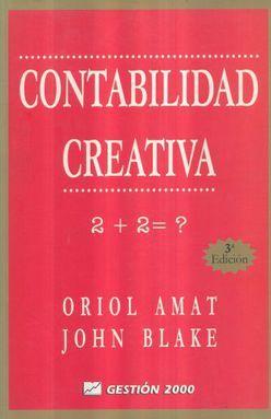 CONTABILIDAD CREATIVA / 3 ED.