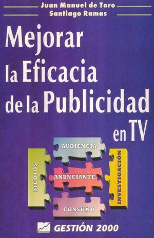 MEJORAR LA EFICACIA DE LA PUBLICIDAD