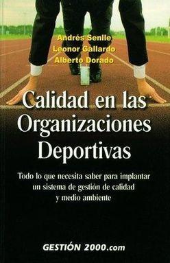 CALIDAD EN LAS ORGANIZACIONES DEPORTIVAS