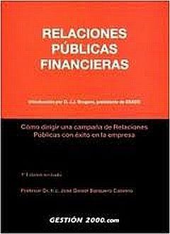 RELACIONES PUBLICAS FINANCIERAS