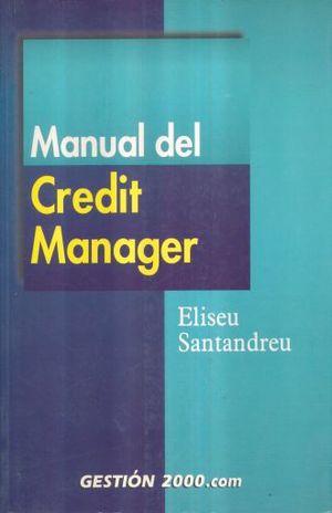 MANUAL DEL CREDIT MANAGER