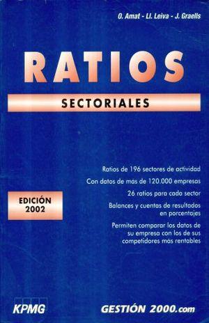 RATIOS SECTORIALES EDICION 2002