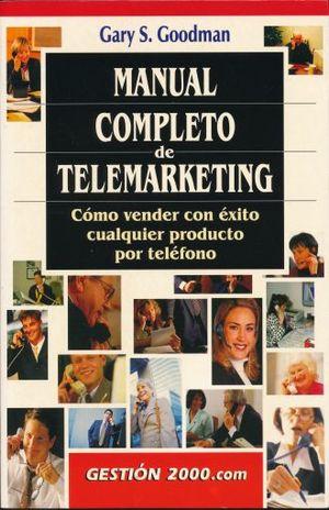 MANUAL COMPLETO DE TELEMARKETING