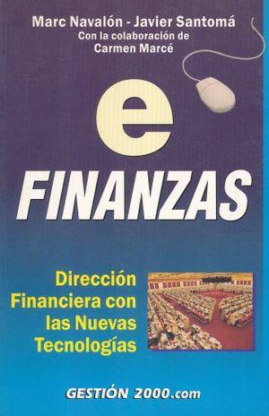 E FINANZAS. DIRECCION FINANCIERA CON LAS NUEVAS TECNOLOGIAS