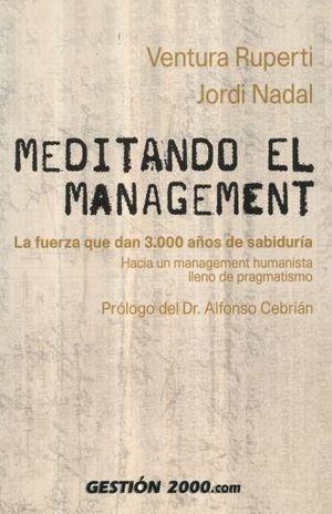 MEDITANDO EL MANAGEMENT
