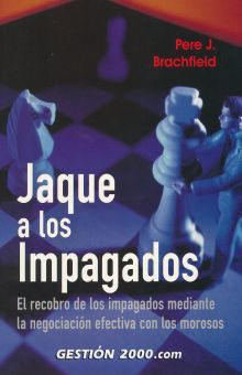 JAQUE A LOS IMPAGADOS