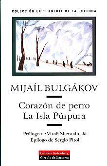 CORAZON DE PERRO / LA ISLA PURPURA / PD.