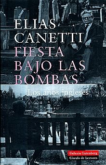 FIESTA BAJO LAS BOMBAS. LOS AÑOS INGLESES / PD.