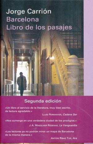 BARCELONA. LIBRO DE LOS PASAJES / 2 ED. /PD.