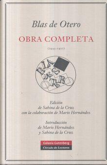OBRA COMPLETA. BLAS DE OTERO 1935 - 1977 / PD.
