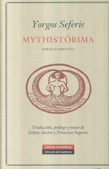 MYTHISTORIMA POESIA COMPLETA / PD.