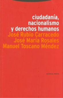 CIUDADANIA NACIONALISMO Y DERECHOS HUMANOS