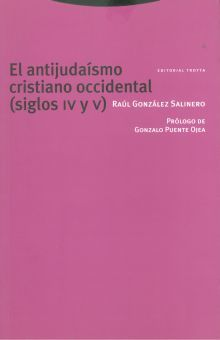 ANTIJUDAISMO CRISTIANO OCCIDENTAL (SIGLOS IV Y V)