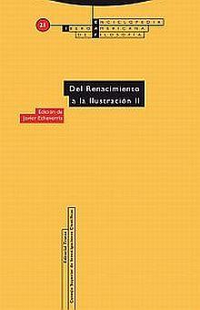 DEL RENACIMIENTO A LA ILUSTRACION II