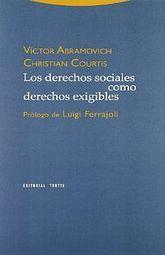 DERECHOS SOCIALES COMO DERECHOS EXIGIBLES