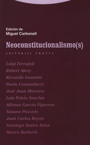 NEOCONSTITUCIONALISMOS