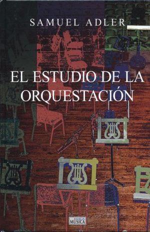 ESTUDIO DE LA ORQUESTACION, EL / PD.