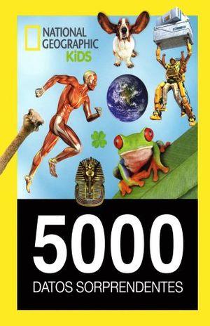 5000 DATOS SORPRENDENTES / 2 ED. / PD.