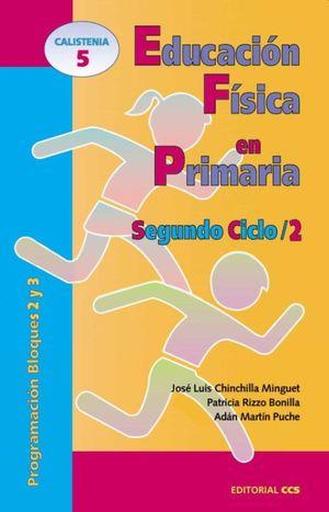 EDUCACION FISICA EN PRIMARIA. SEGUNDO CICLO  2